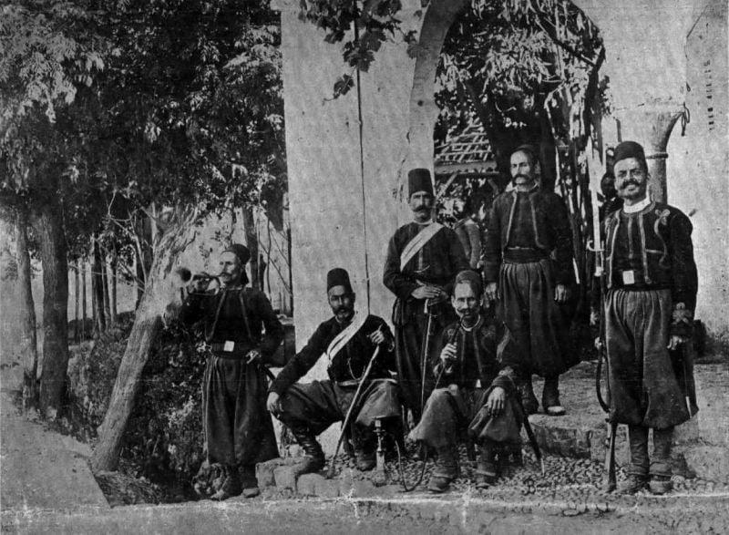 V – Après les massacres de 1860, une longue période de stabilité avec la «moutassarrifiya»