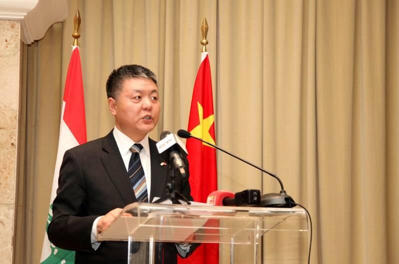 Aide au Liban : après les accusations de Schenker, la Chine se défend