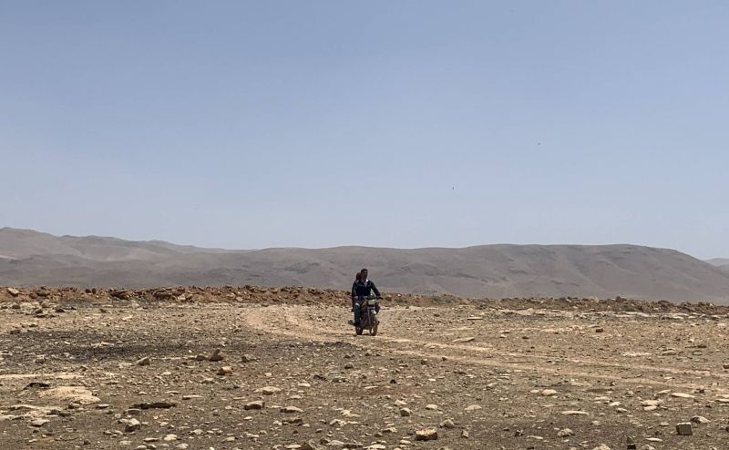 À Qaa, les habitants assistent impuissants au trafic avec la Syrie