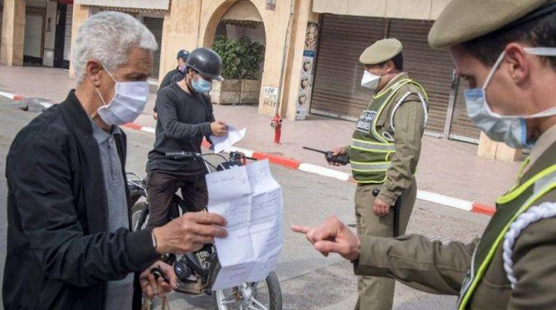 Nouveau record de contaminations au Maroc, une ville placée en quarantaine