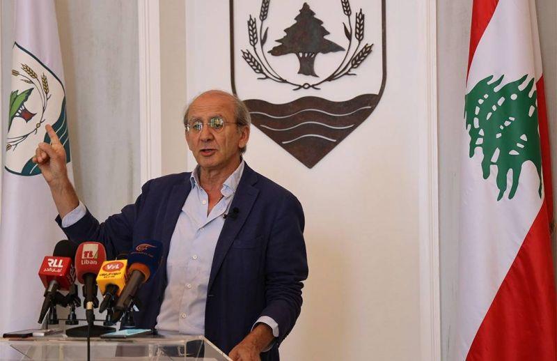 Le Bloc national propose la formation d'un cabinet de transition de 14 ministres