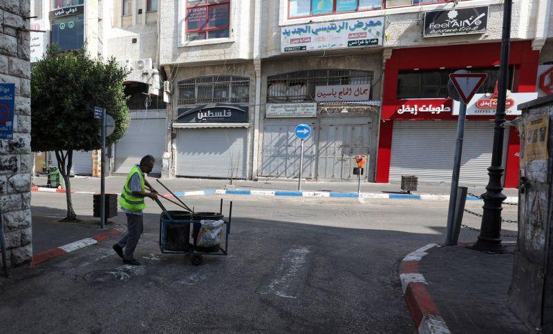 Le bouclage de la Cisjordanie étendu de 5 jours