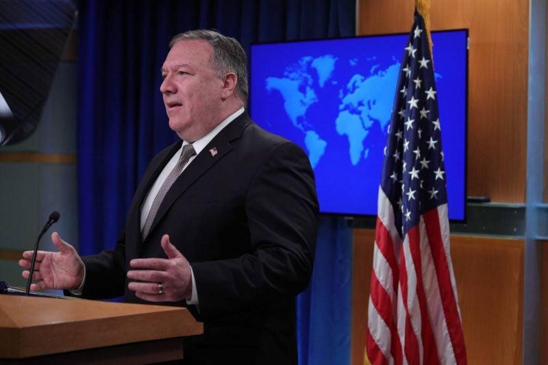 Pompeo : Nous appelons tous les Etats à désigner le Hezbollah comme groupe