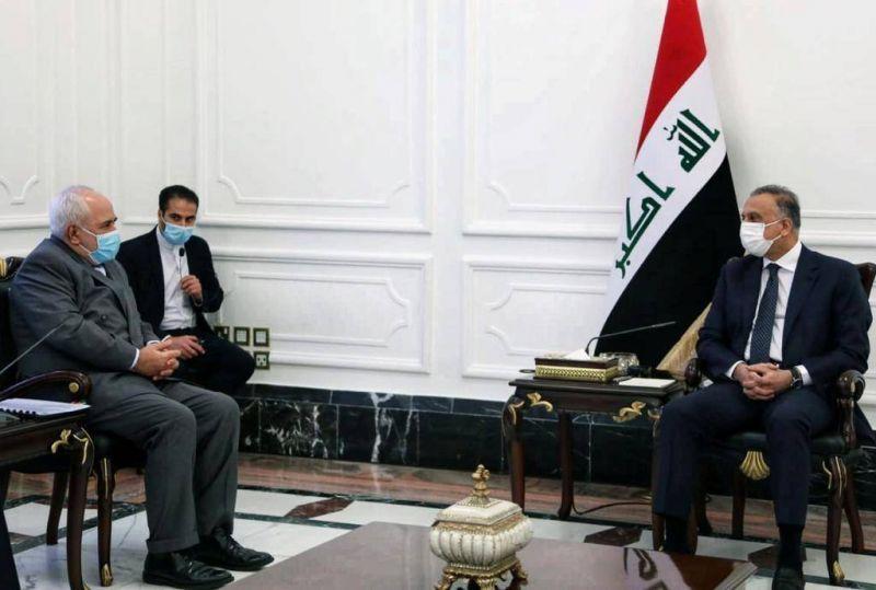 Attaque à la roquette en plein jour à Bagdad, où Zarif était en visite
