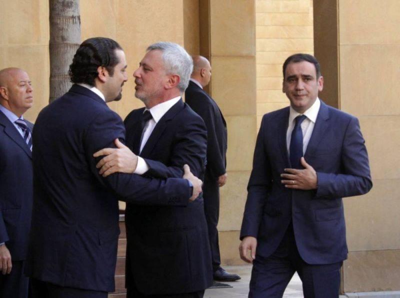 Frangié voit un compromis entre Bassil et Hariri, ce dernier lui ...