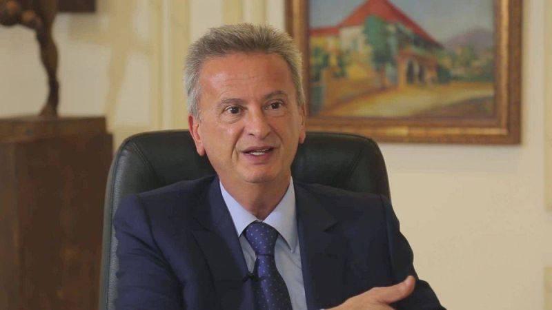 Salamé réagit aux informations concernant les pratiques comptables de la BDL