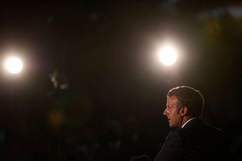 Le président français à l'écoute de la société civile libanaise