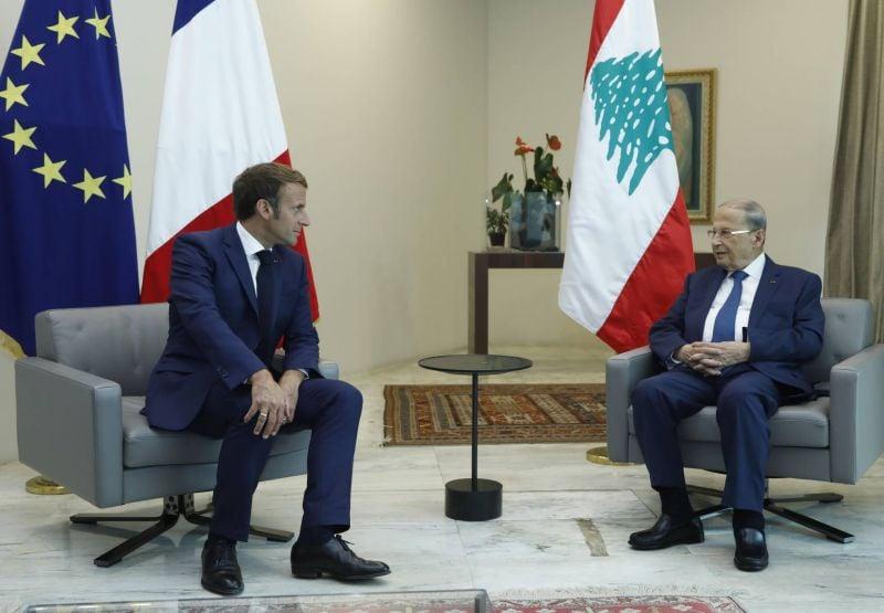 Aoun s'empresse de détricoter les résultats de la visite de Macron