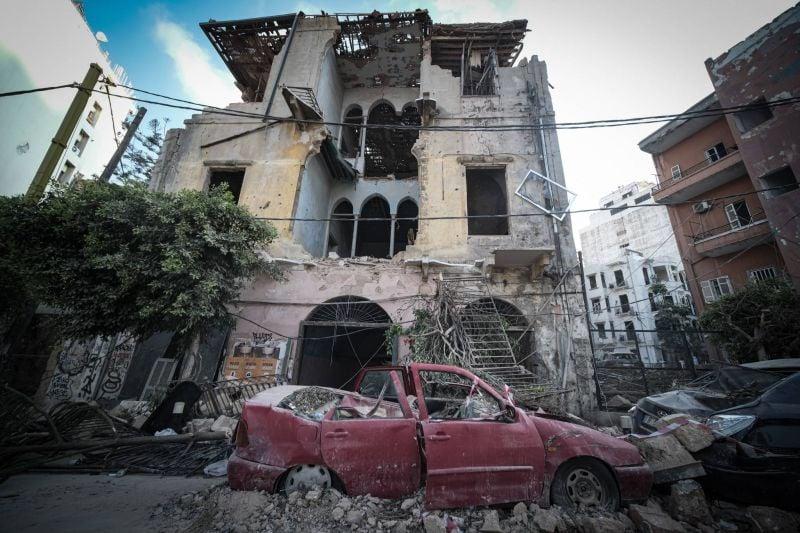 Gemmayzé lance un SOS pour la protection de ses demeures historiques dévastées