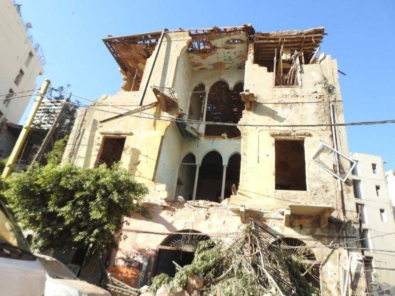 Les organisations internationales se mobilisent pour rebâtir le patrimoine architectural de Beyrouth