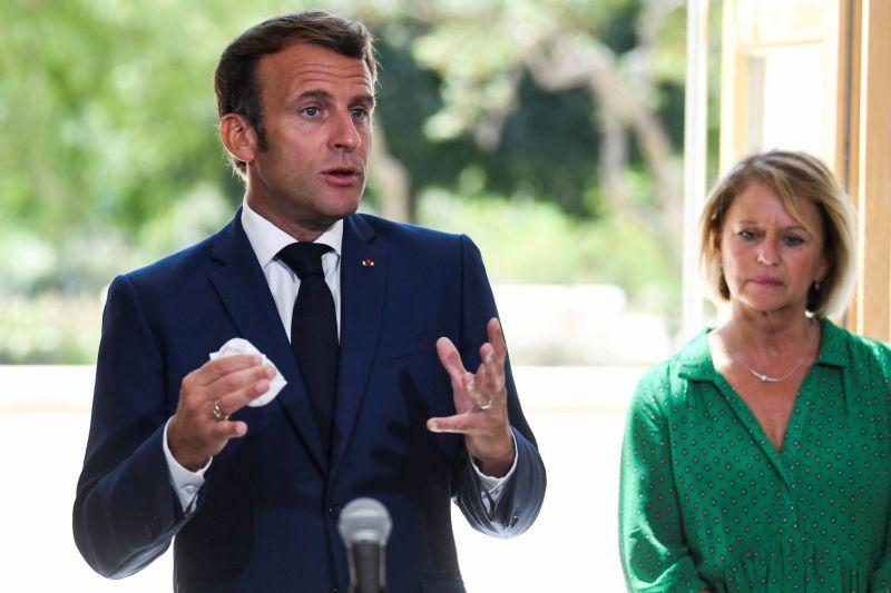 Macron au Liban jeudi pour