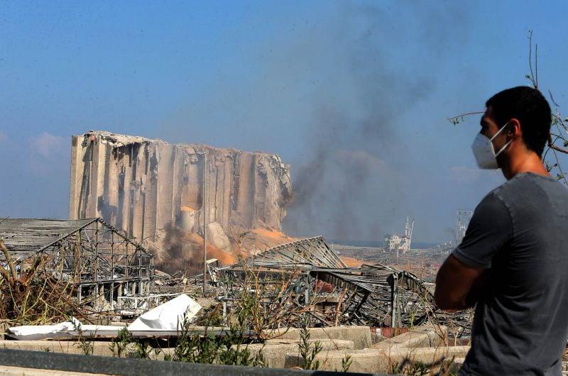 Emmanuel Macron est à Beyrouth, au chevet d'une ville dévastée — Liban