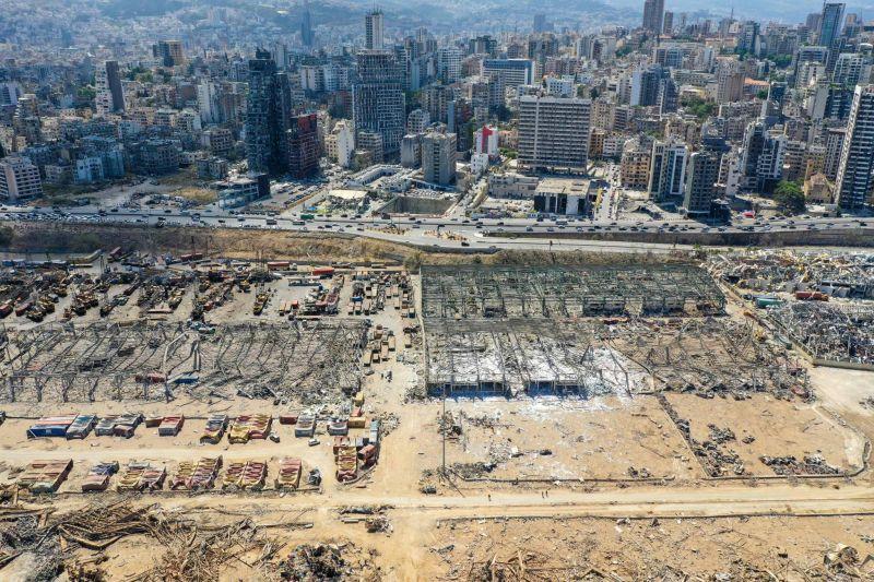 Double explosion de Beyrouth : le dossier transféré à la Cour de justice
