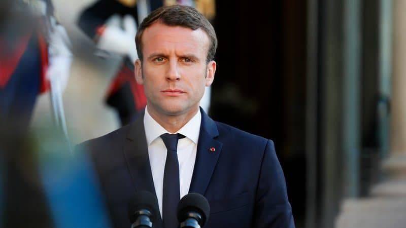 A la Résidence des Pins, Macron rencontre les chefs de partis et la société civile
