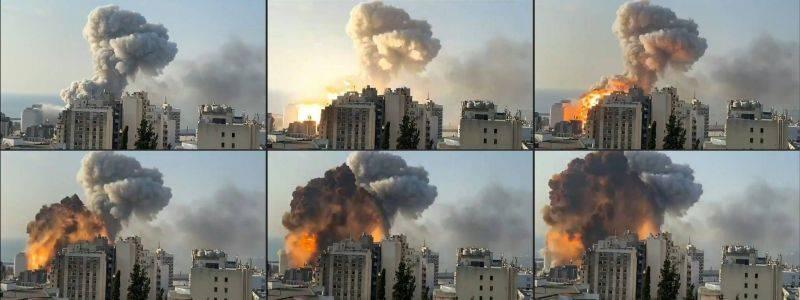 Double explosion de Beyrouth: ce que nous apprend l'analyse de données