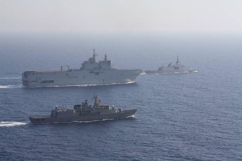 «La France est engagée dans une véritable épreuve de force avec la Turquie»