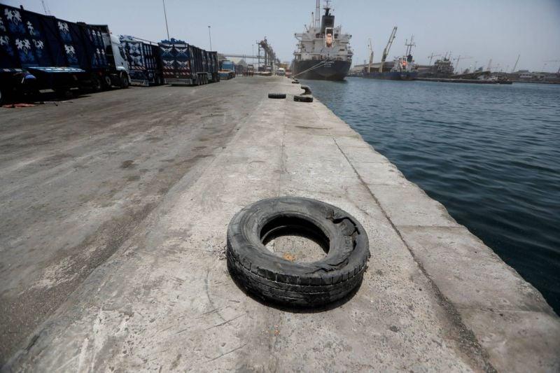Une quantité de nitrate d'ammonium équivalente à celle de Beyrouth stockée au port de Dakar