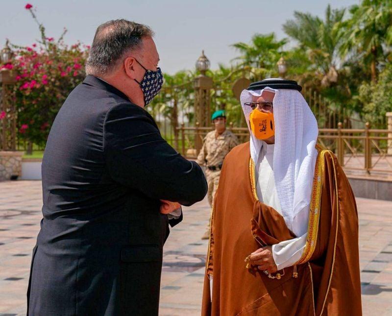 Bahreïn écarte en recevant Pompeo une normalisation rapide avec Israël