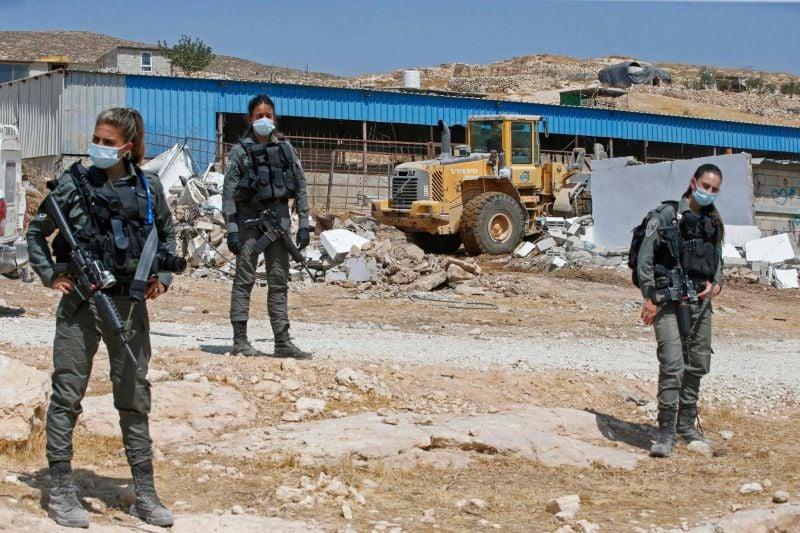 Les corps des Palestiniens tués ne seront plus rendus à leur famille