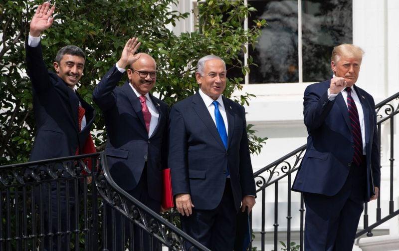 De quoi la normalisation entre Israël et Bahreïn et les EAU est-elle le nom ?