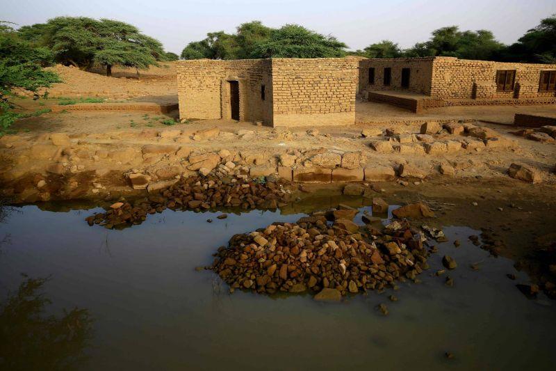 Le Nil entame sa décrue après des inondations records