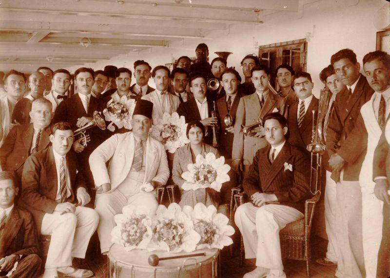 Il y a un siècle... la musique au Grand Liban