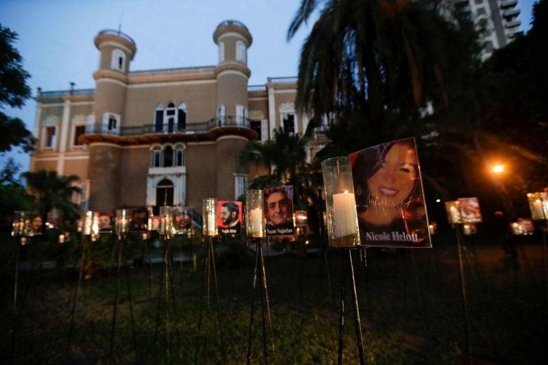 Beyrouth se souvient de ce qu'elle ne peut encore oublier