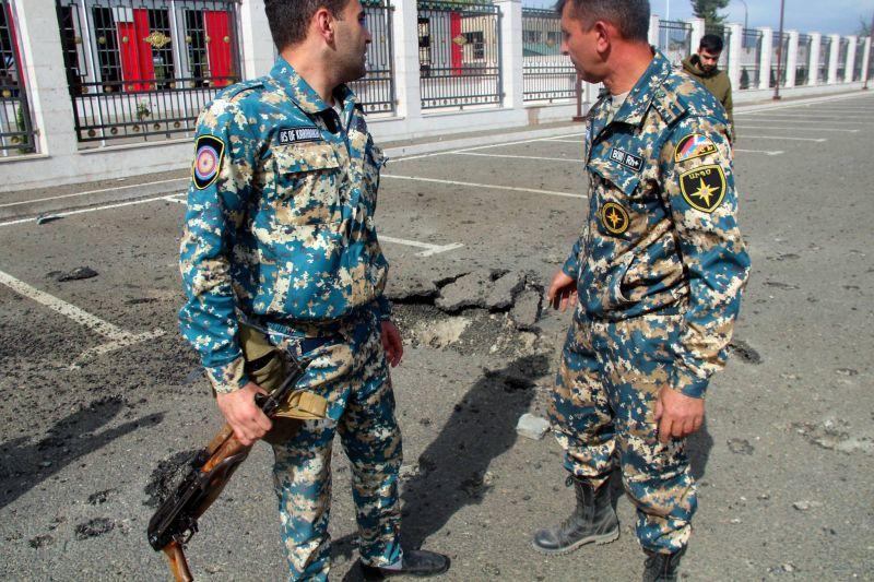 Haut-Karabakh: Israël et la Turquie dans le même camp, mais jusqu'à quand ?