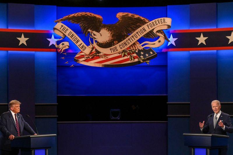 Biden affiche sa confiance au lendemain du débat contre Trump