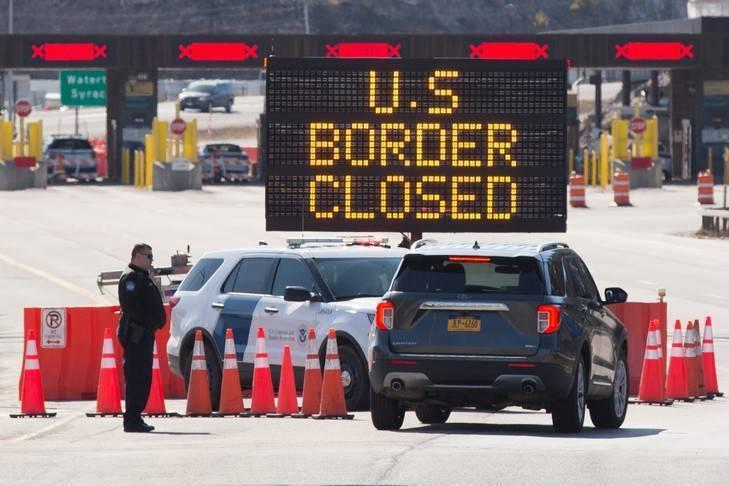Les frontières restent fermées aux étrangers jusqu'à fin octobre
