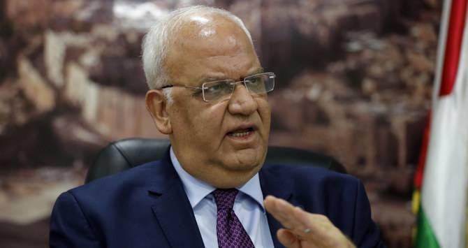 Le négociateur en chef des Palestiniens testé positif