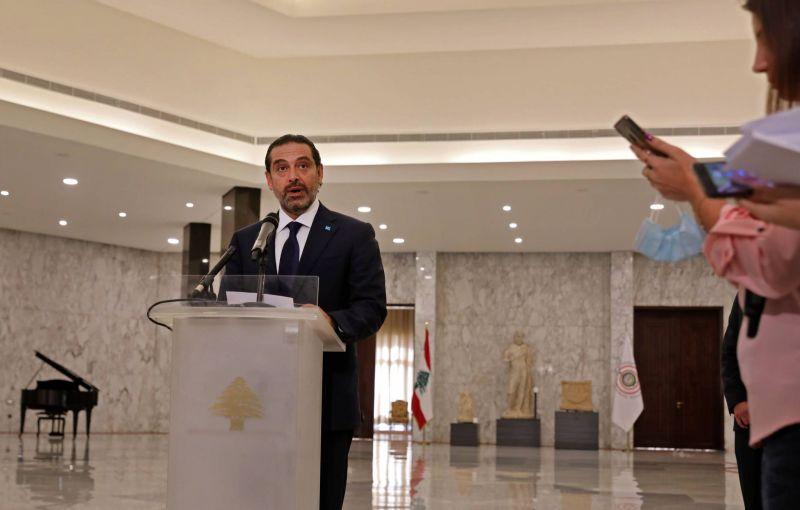 Saad Hariri s'engage à former un