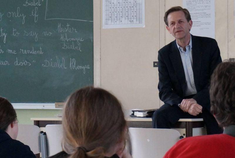 «Les anciens des écoles catholiques ont un rôle important à jouer pour aider les établissements qui les ont éduqués»