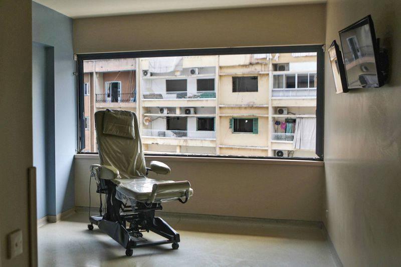 Au Liban, les patients doivent désormais régler leurs factures médicales en livres et en liquide
