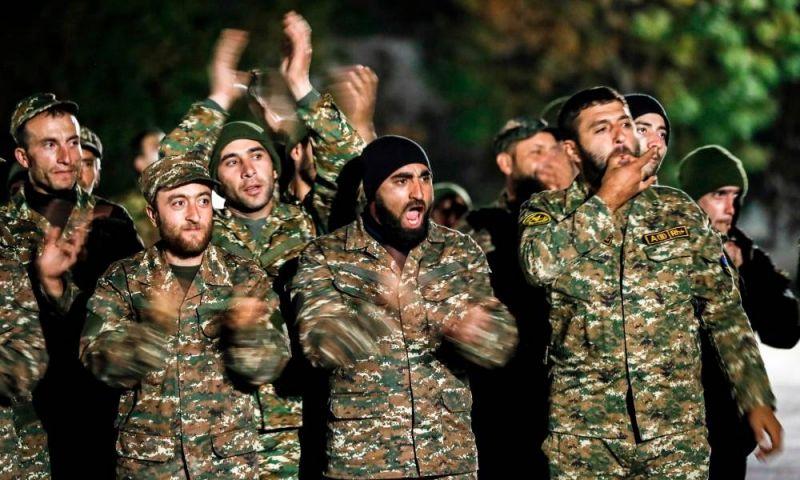 Bakou accuse l'armée arménienne de violer le cessez-le-feu
