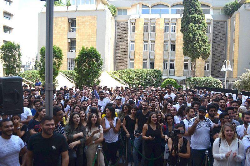 Au Liban, le changement passe aussi par la conquête des campus