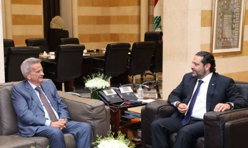 Entre Aoun et Hariri, le sort du gouverneur de la BDL