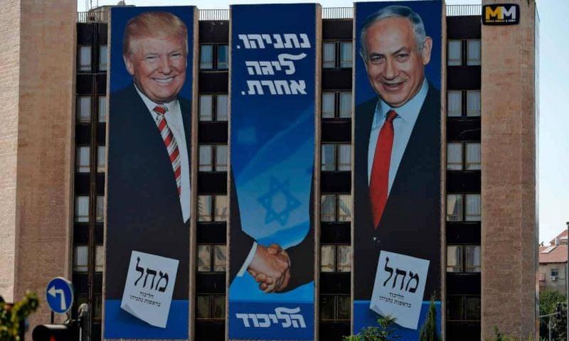 Les Israéliens votent Trump, les juifs américains Biden