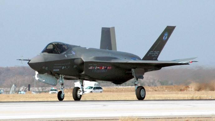 Washington décide de vendre des avions F-35 aux Emirats