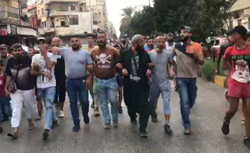 Mouvements de protestation à Saïda et Tripoli pour dénoncer les