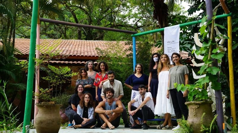 «Faites comme chez vous», à mille lieues du désastre... au Brésil