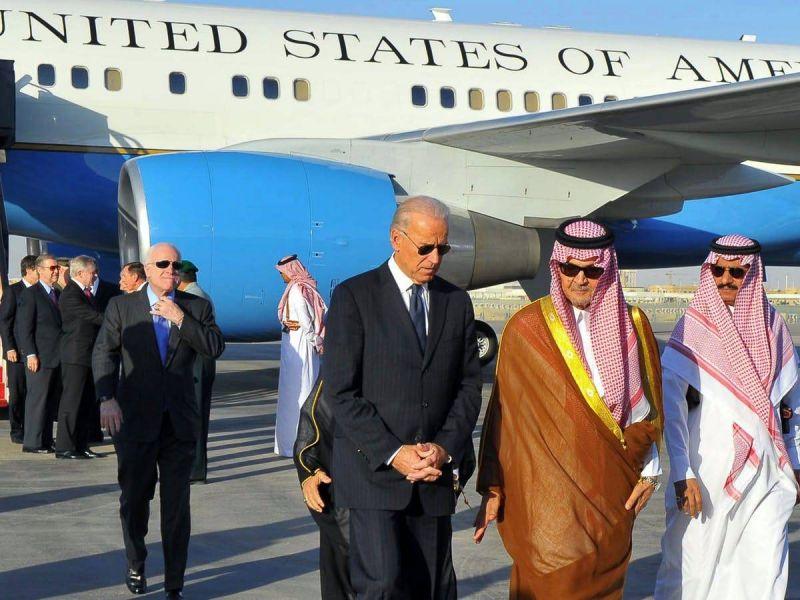 La politique de Biden au Moyen-Orient: le changement dans la continuité