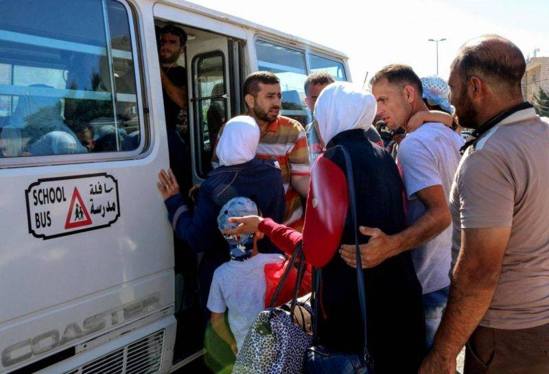 A Damascus conference seeks to promote Syrian refugee returns. Here's why they've stalled