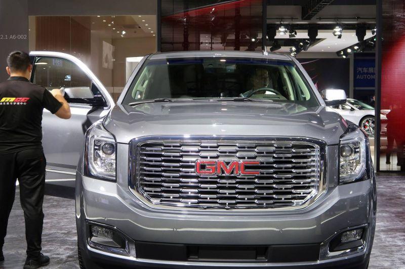 GM se développe en Chine et au Canada