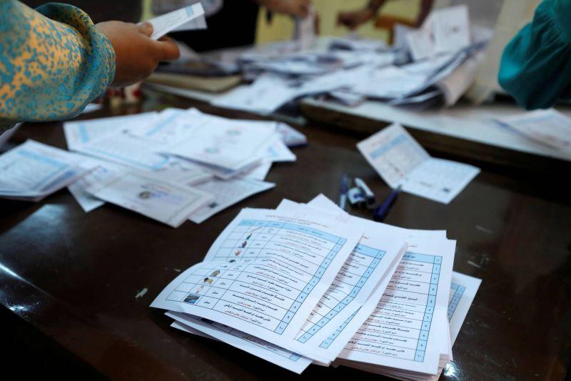 Fin de la seconde phase des législatives