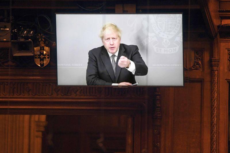 Boris Johnson annonce un investissement inédit depuis la guerre froide