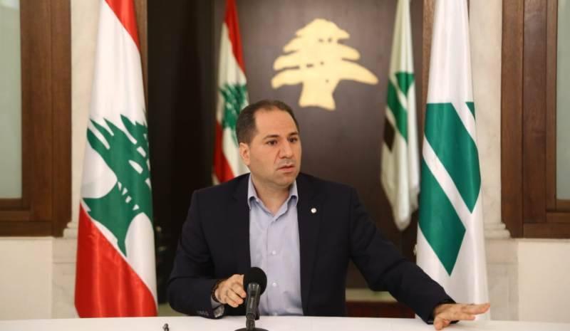 Samy Gemayel au Hezbollah : Vos armes sont en contradiction avec le Liban