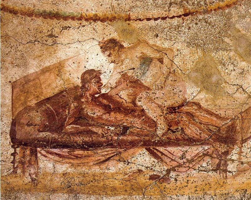 Filles, sexe et lupanars au temps des Romains