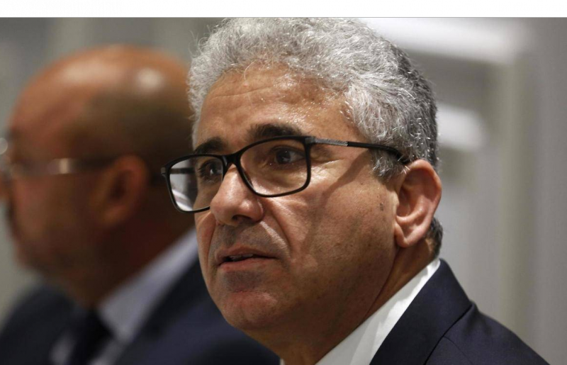 Série d'entretiens à Paris pour Fathi Bachagha, un des acteurs-clés libyens