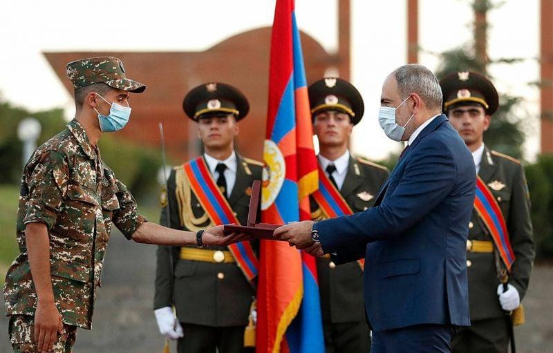 Les raisons de la défaite arménienne dans le Haut-Karabakh